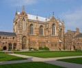 image for Supporting research fellows at the University of Oxford's Keble College
