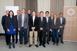 image for Fondation Enovos récompense six étudiants ingénieurs  avec le « Prix de l'excellence »