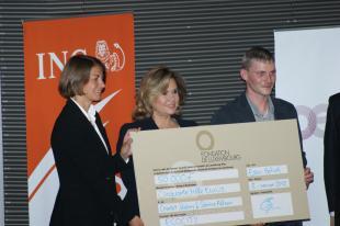 image for La Fondation Tremplin donne un prix au projet Ecocity