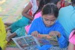 image for A mobile library for the support of children's education