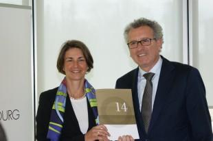image for Communiqué de Presse - La barre des EUR 100 millions franchie