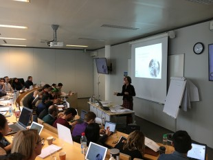 image for Teaching Philanthropy at the Luxembourg School of Finance