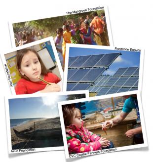 image for Quand les représentants d'entreprises internationales partagent leurs expériences philanthropiques