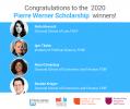 image for Bourses 2020 de la Fondation Pierre Werner